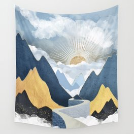 Bright Future II Wall Tapestry