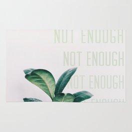 Not Enough Rug