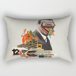Same Old Reputation Rectangular Pillow