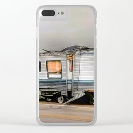 Trailer For Sale Or Rent Clear iPhone Case