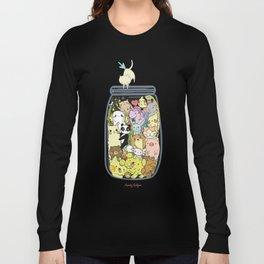 Animal pills Long Sleeve T-shirt