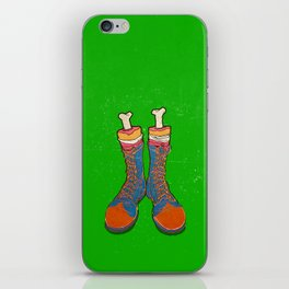 Coulrophobia (Clown Phobia) iPhone Skin