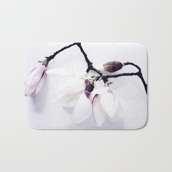 Magnolia Love Bath Mat