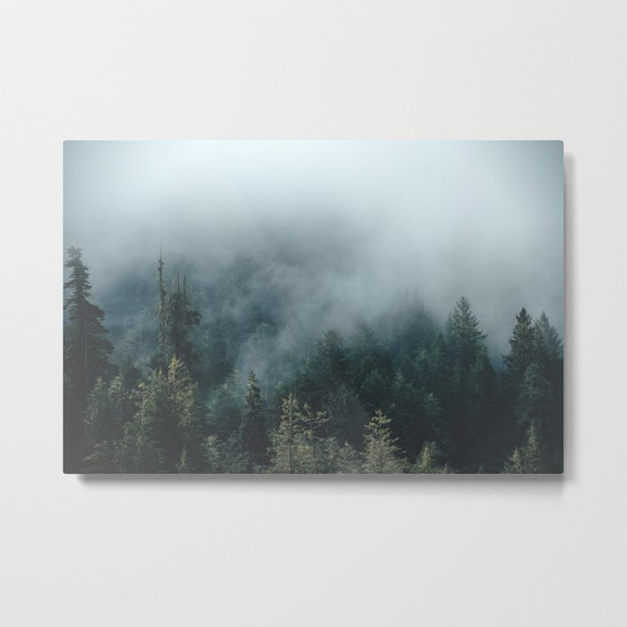 The Smell of Earth - Nature Photography Metal Print