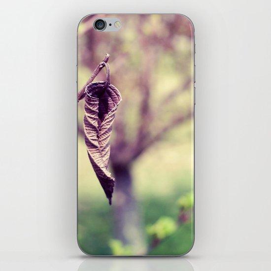 Loneleaf iPhone & iPod Skin