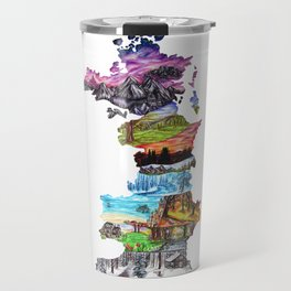 Prythian Travel Mug