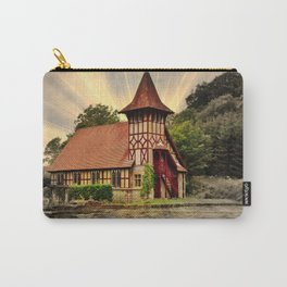 Rickford Hall Carry-All Pouch