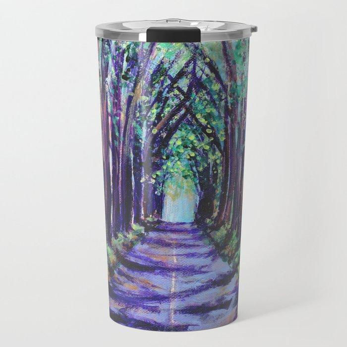 Kauai Tree Tunnel Travel Mug