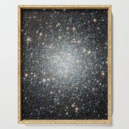 Globular Cluster Messier 53 Serving Tray
