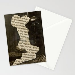 Sexual Instincts Stationery Cards