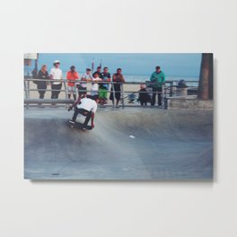Blurry Background Metal Print