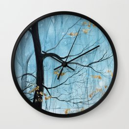 From the end to the beginning Wall Clock