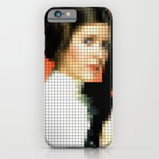 Princess Leia with Blaster iPhone 6s Slim Case