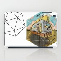 earthbound iPad Cases featuring Space Camper by JustJustin