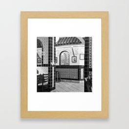 Bonnie & Clyde Safehouse Framed Art Print