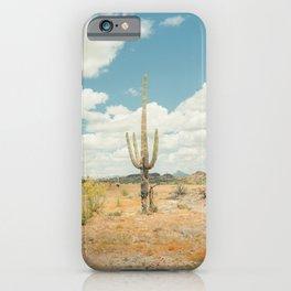 Old West Arizona iPhone Case