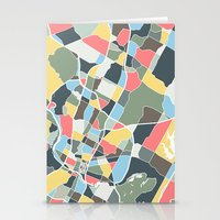 austin Stationery Cards featuring Austin Texas. by Studio Tesouro