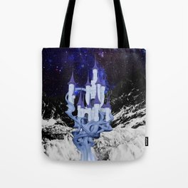Ice Palace Tote Bag