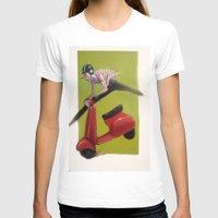 moto T-shirts featuring MOTO by XA-BCN