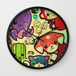Characters Wall Clock