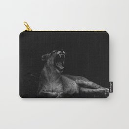 Queen of the Jungle Carry-All Pouch