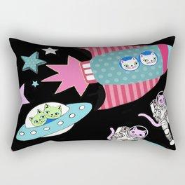 Space Cats , Astronaught cats Rectangular Pillow