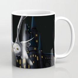 Hedwig's flight at Night Coffee Mug
