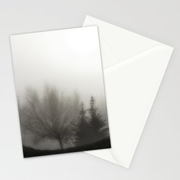 November Mist Stationery Cards