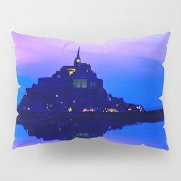 Mont Sant-Michel Pillow Sham