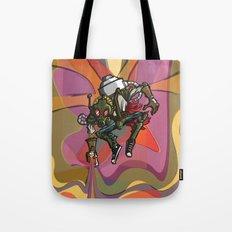 Brushmask Tote Bag