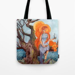 The Woes of Aunt Thompson, part 2 Tote Bag