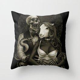 Winya No. 131 Throw Pillow