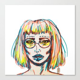 MILLENNIAL Canvas Print