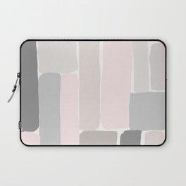 Soft Pastels Composition 2 Laptop Sleeve