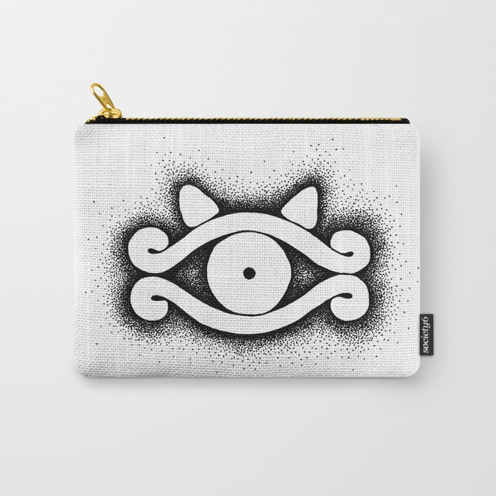 Mystic Eye Carry-All Pouch