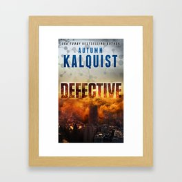 Defective Apocalypse Framed Art Print