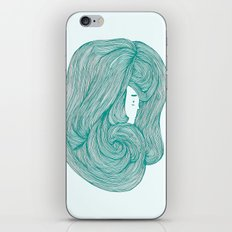 consumed - green variant iPhone & iPod Skin