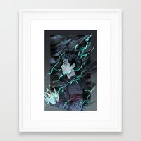 daunt Framed Art Prints featuring VOID by Daunt