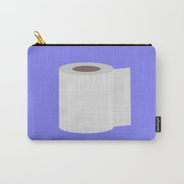 Roll of toilet paper Carry-All Pouch