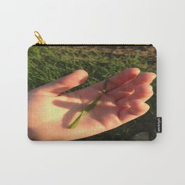 Summer In The Meadow Carry-All Pouch
