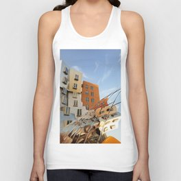 The Ray and Maria Stata Center Unisex Tank Top