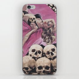 Survival of the fittest iPhone Skin
