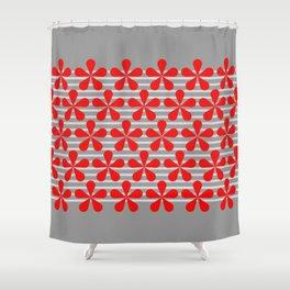crvena Shower Curtain