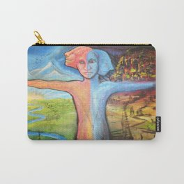 Truth & Consequences  Carry-All Pouch