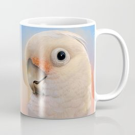 Goffin Tanimbar Corella Cockatoo Coffee Mug