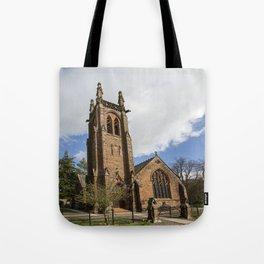 Closeburn Church Tote Bag
