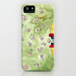 Shit=Carbohydrate iPhone Case