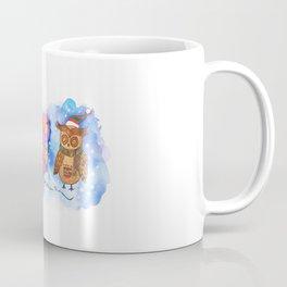 Christmas Owlies v2.0 Coffee Mug