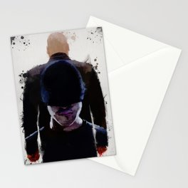 Matt Murdock / Wilson Fisk Stationery Cards