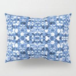 Shibori Mirror Pillow Sham